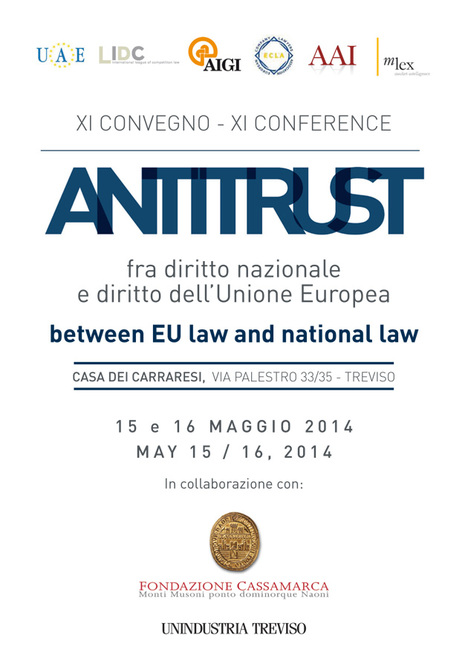 Poster of XI Antitrust Conference