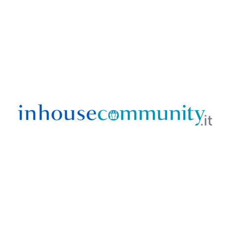 Logo of Inhousecommunity.it